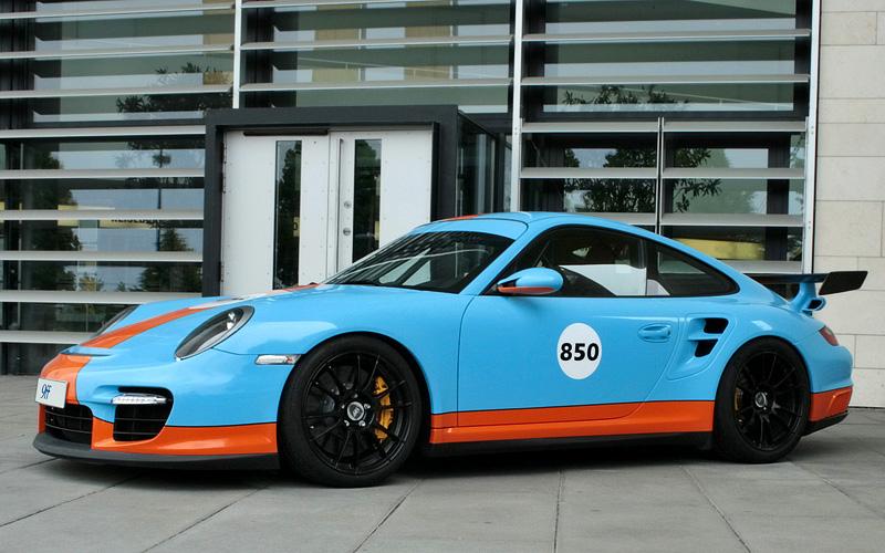 SCC500 Porsche 997 turbo S 9ff (RSR) Capristo at Essen Motorshow ...