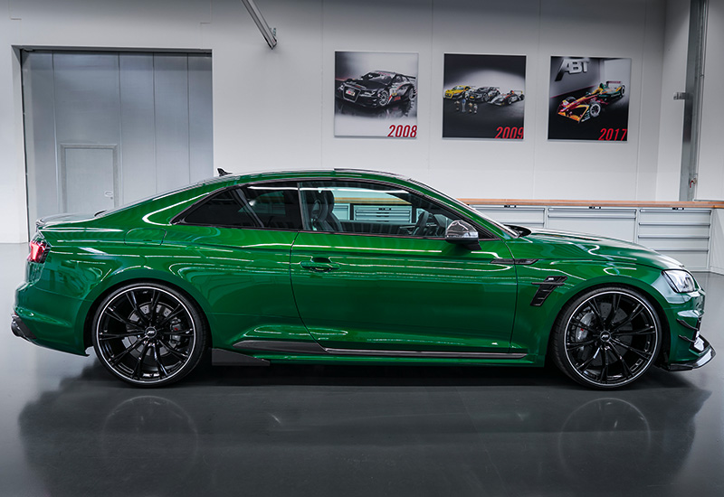 2018 Audi ABT RS5-R Coupe
