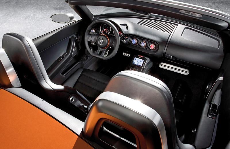 Volkswagen возвращается к идее создания «народного» родстера (VW BlueSport)