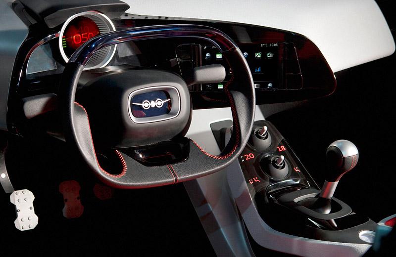 Saab PhoeniX Concept - отложенное возрождение легенды шведского автопрома