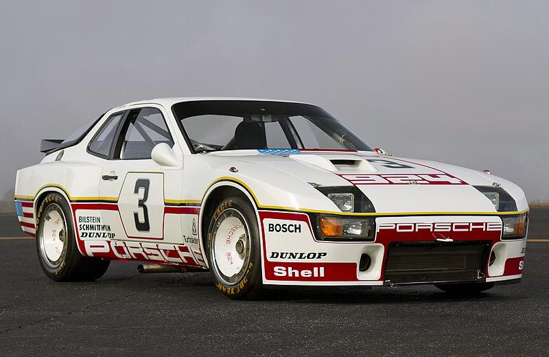 Porsche 924 Carrera GTP/GTR: овечка, обернувшаяся волком