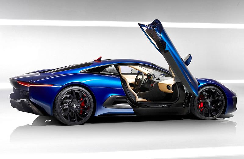 2013 Jaguar C-X75 Prototype — снова достанется только избранным?