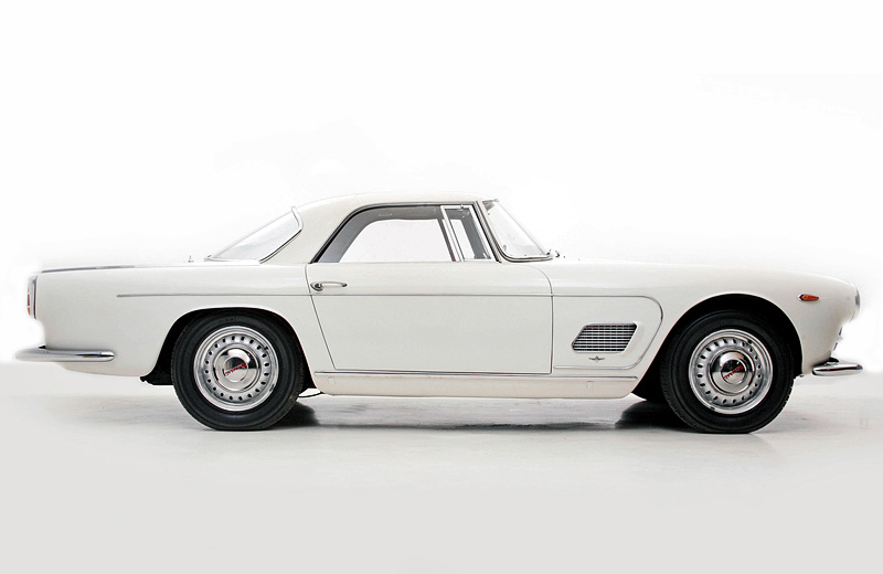 Maserati 3500 GT – спасательный круг из бездны банкротства