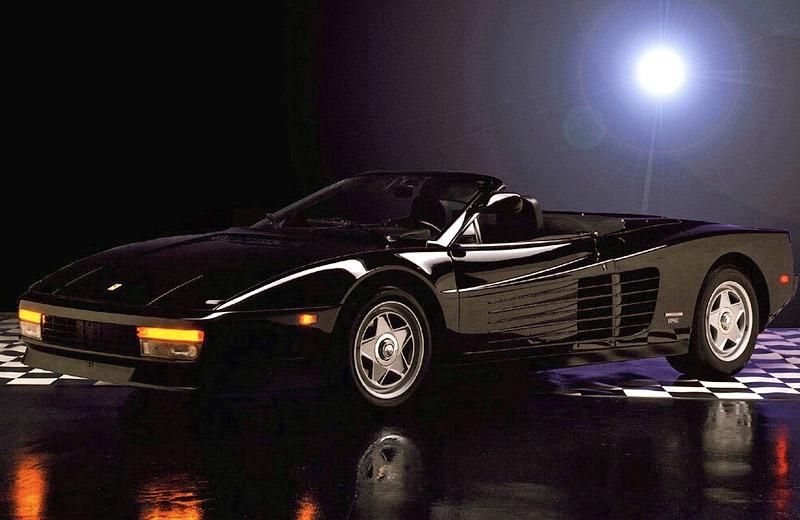 Ferrari Testarossa Spider: машина, которой достоин не каждый