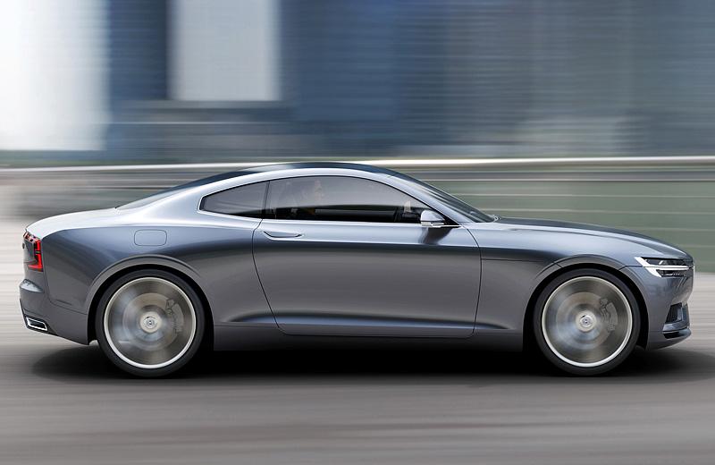 Volvo Coupe Concept - Новый дизайнерский прототип из Швеции