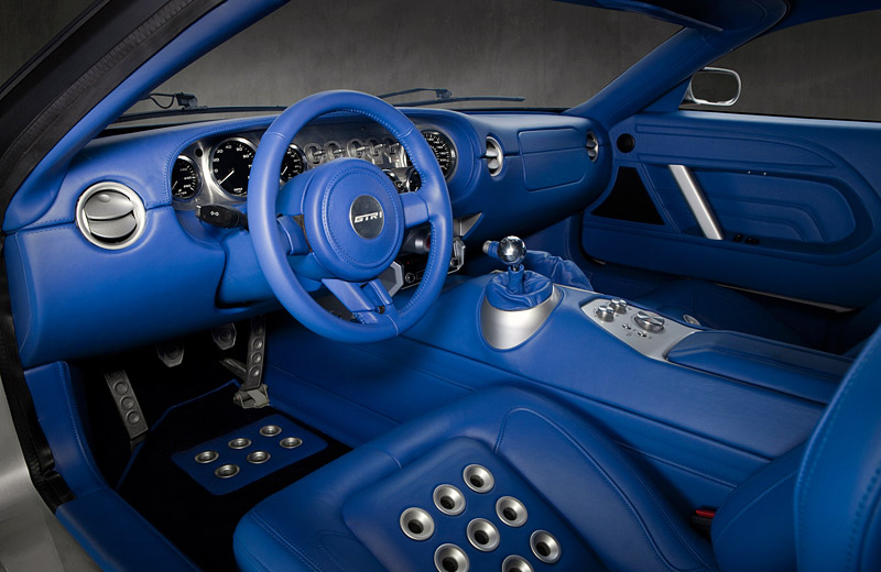 Galpin GTR1 - Эксклюзивная модификация Ford GT