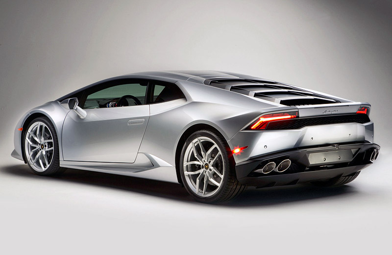 Lamborghini Huracan LP610-4 - преемник легендарного Gallardo