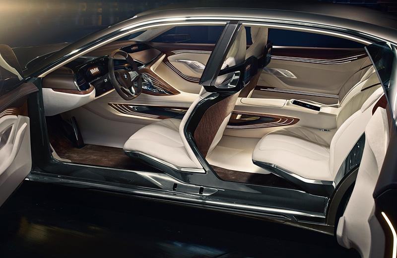 BMW Vision Future Luxury - баварский взгляд на премиум-седаны будущего