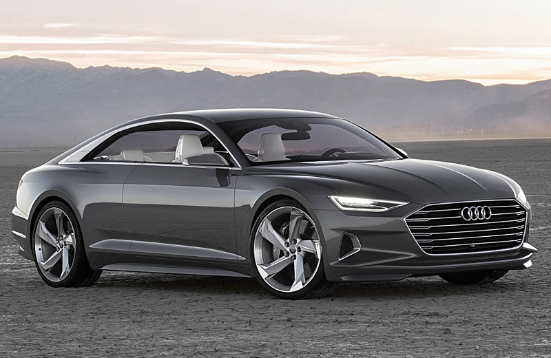 Audi Prologue Concept - отличная демонстрация возможностей