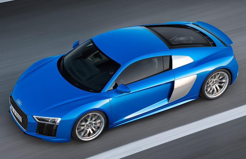Audi R8 2015 - новый во всех отношениях