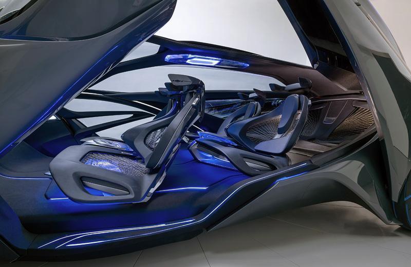 Chevrolet FNR Concept – будущее уже не за горами
