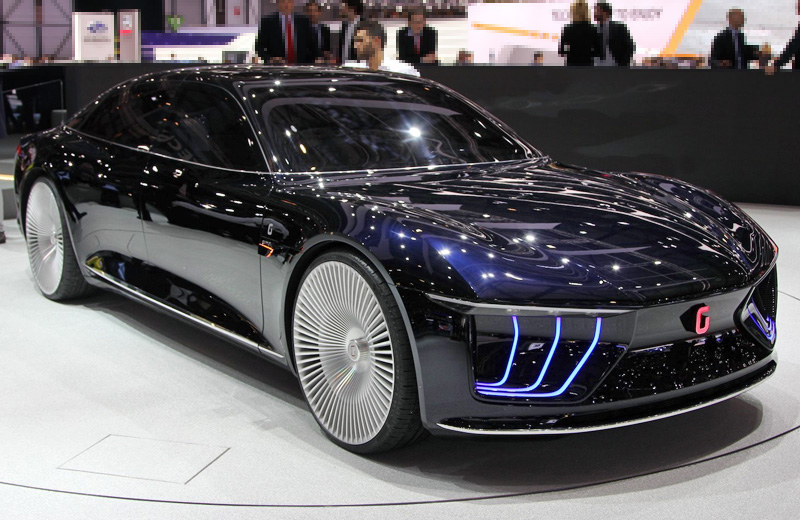 Italdesign Giugiaro GEA – новый взгляд на автомобиль будущего