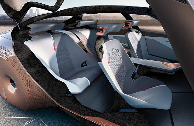 BMW Vision Next 100 Concept - баварский беспилотник