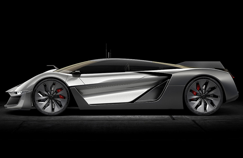 Bell & Ross AeroGT Concept – маркетинговый концепт