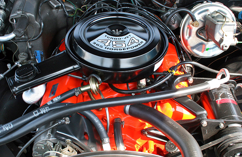 Chevrolet Monte Carlo SS 454: Аристократ в роли зверя