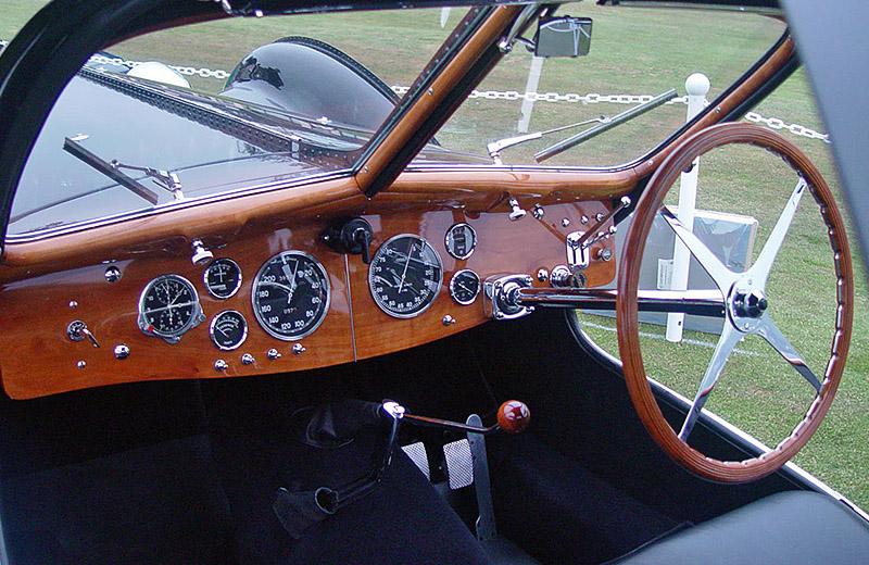 Bugatti Type 57SC Atlantic: лишь два на всех, мы за ценой не постоим!