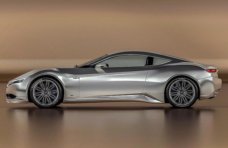 BMW M9 Radion Concept - в поисках идеального БМВ
