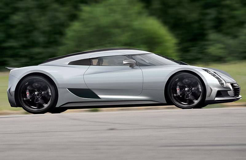 Audi R20 Concept - проект флагманского суперкара