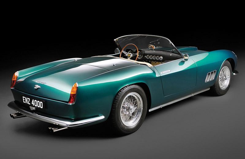 Ferrari 250 GT SWB California Spyder (1962): лучший виток утончённой итальянской классики