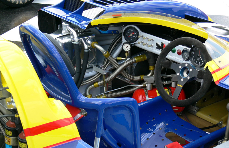 """1972 Porsche 917/30 Can-Am Spyder: легендарная """"убийца Can-Am"""""""