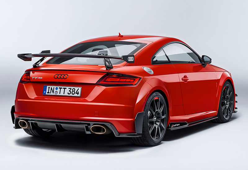 2018 audi tt rs coupe performance parts. Black Bedroom Furniture Sets. Home Design Ideas