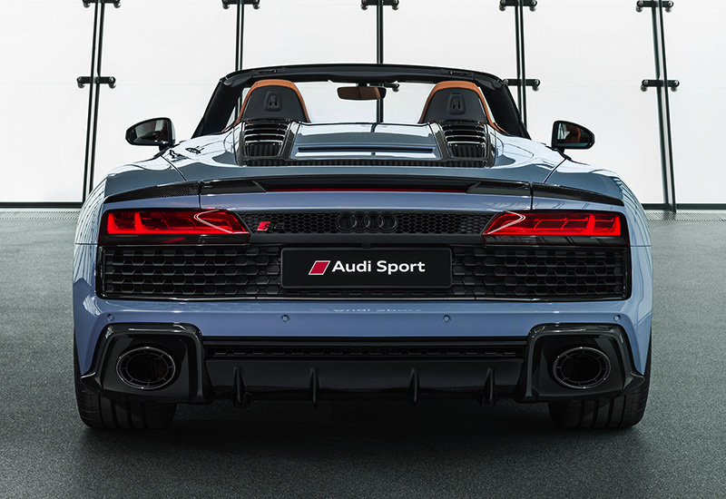 2019 Audi R8 V10 performance Spyder