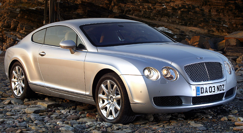 bentley continental gt v12 560 лс цены