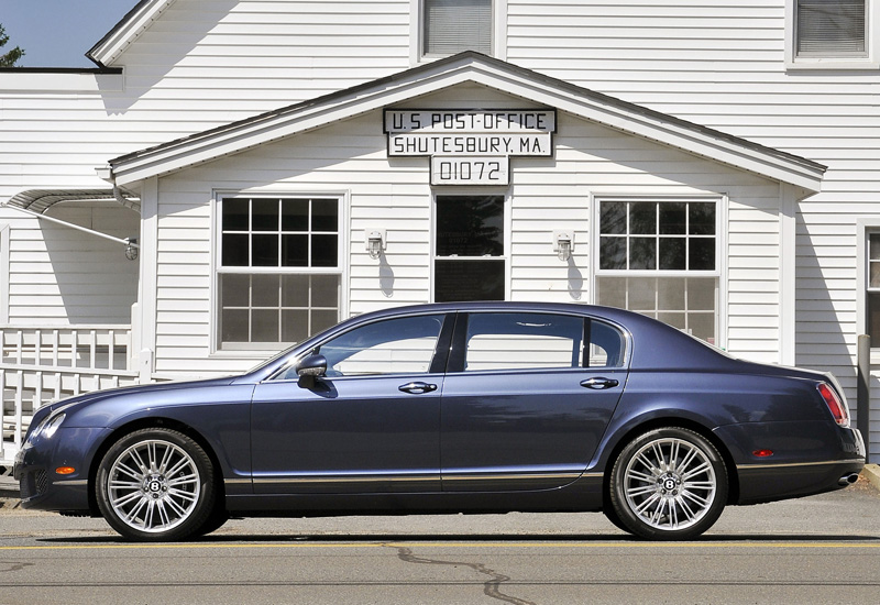 2008 Bentley Continental Flying Spur Speed