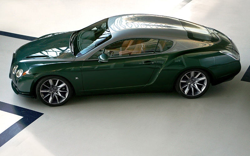 2008 Bentley Continental GTZ Zagato