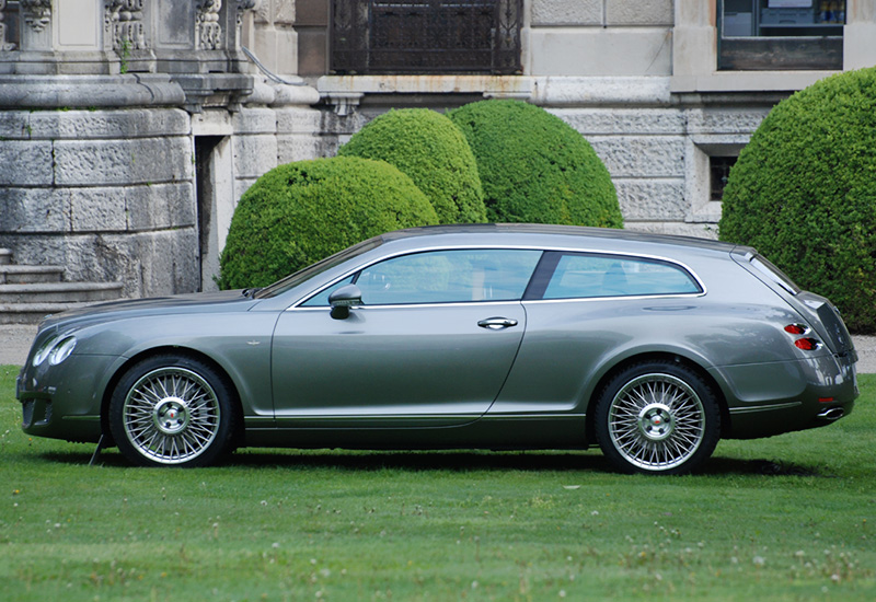 2010 Bentley Continental Flying Star Touring