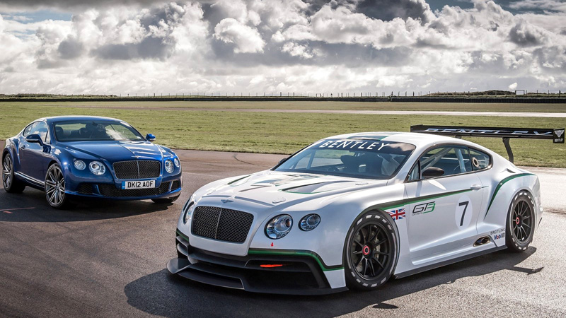 2013 Bentley Continental GT3