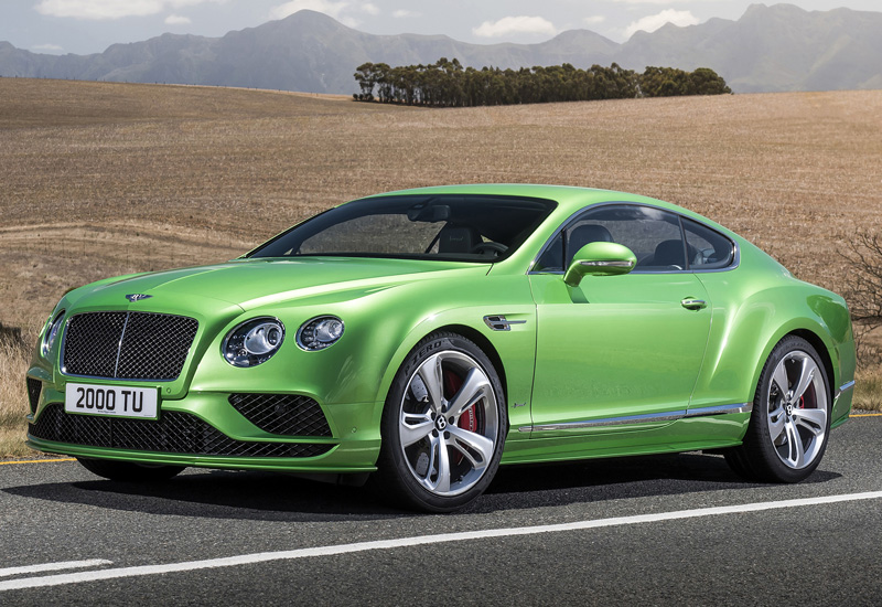 ціна авто bentley continental gt