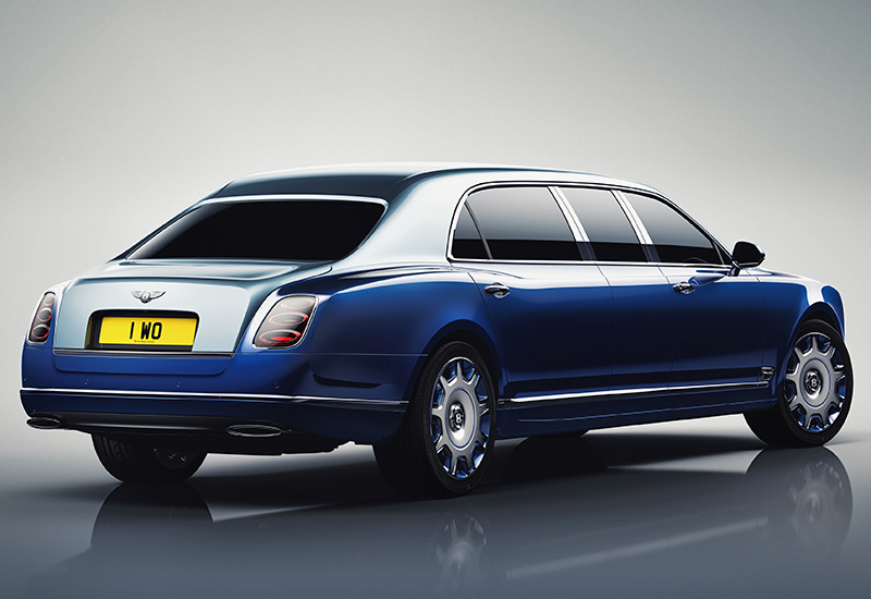 2016 Bentley Mulsanne Grand Limousine by Mulliner