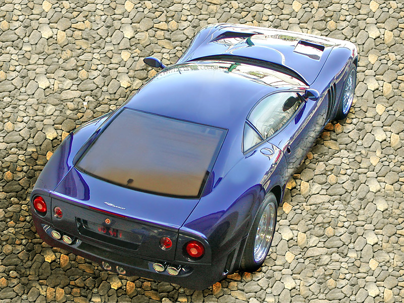 2006 Bizzarrini GTS 4.1 V Ghepardo Concept