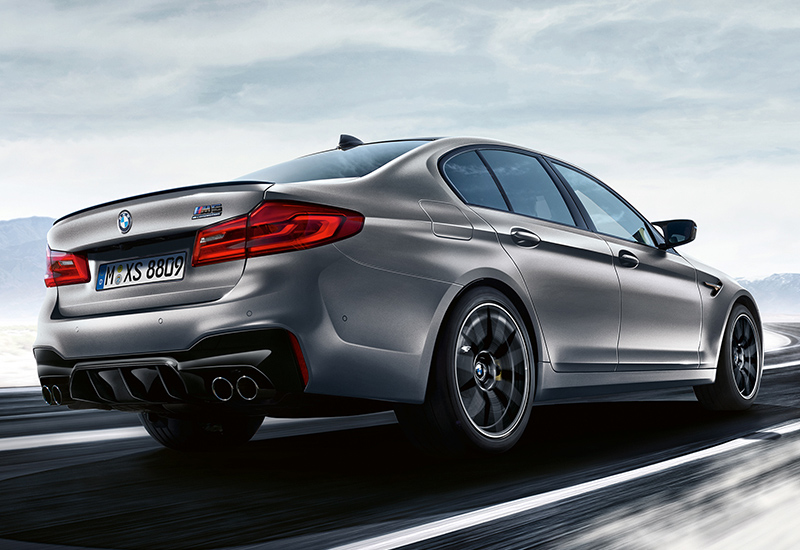 2019 BMW M5 Competition (F90)