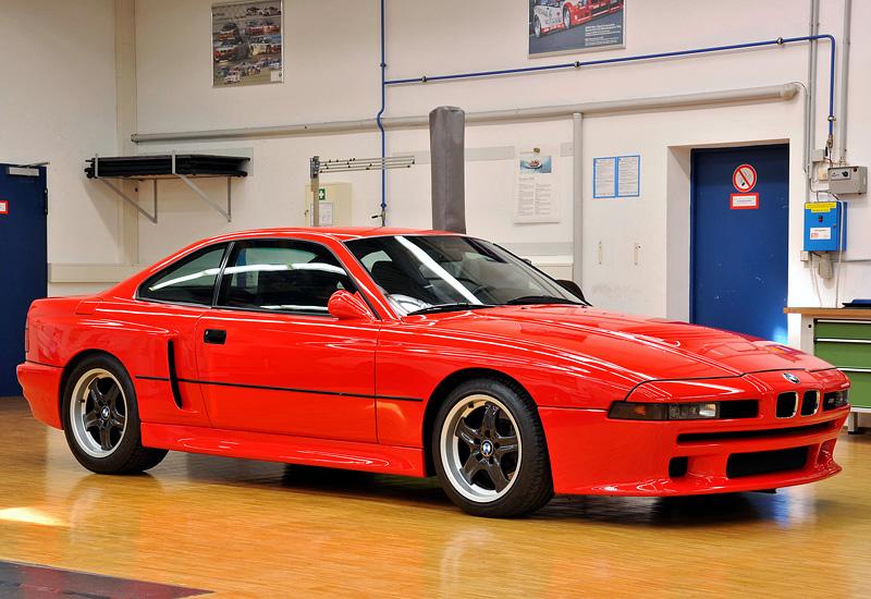 1990 Bmw M8 Prototype E31 характеристики фото цена