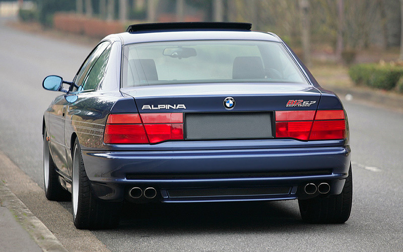 Технические характеристики BMW 850Ci (E31), 326 л.с., купе ...
