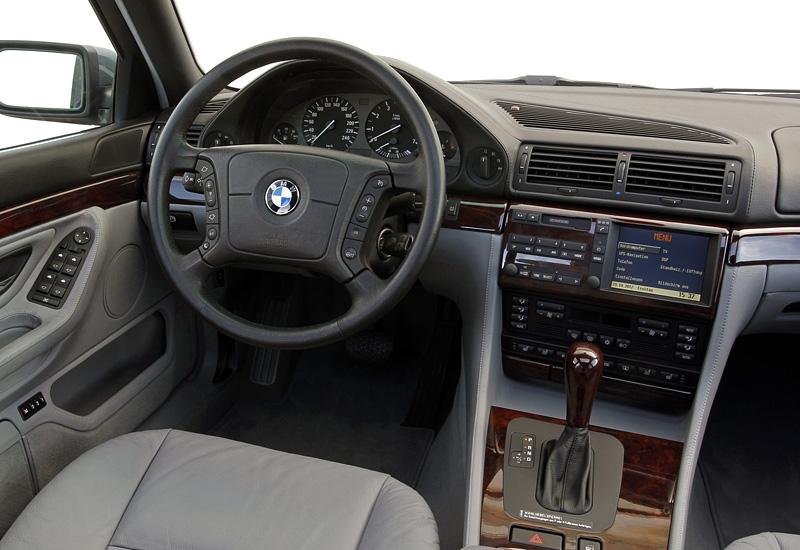 все о BMW e38 750il