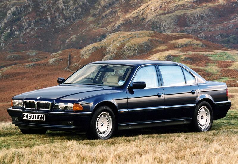 покупать или нет BMW 7 e38