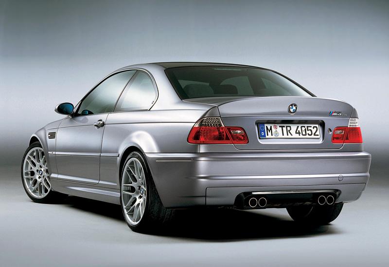 максимальная скорость BMW m3 gtr e46