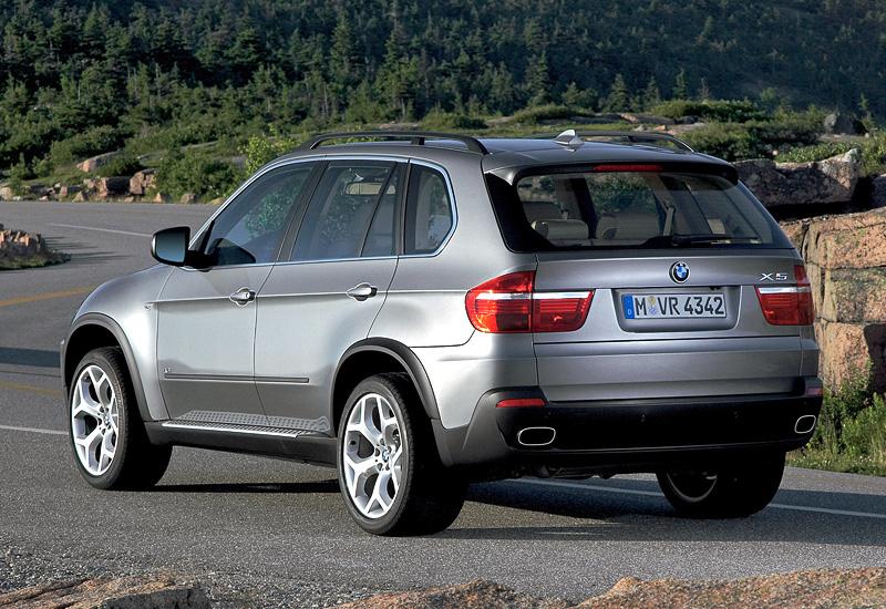 BMW X5 E70 4.8i High-Exec. 7-sitz Stoelvent./massage Head ...