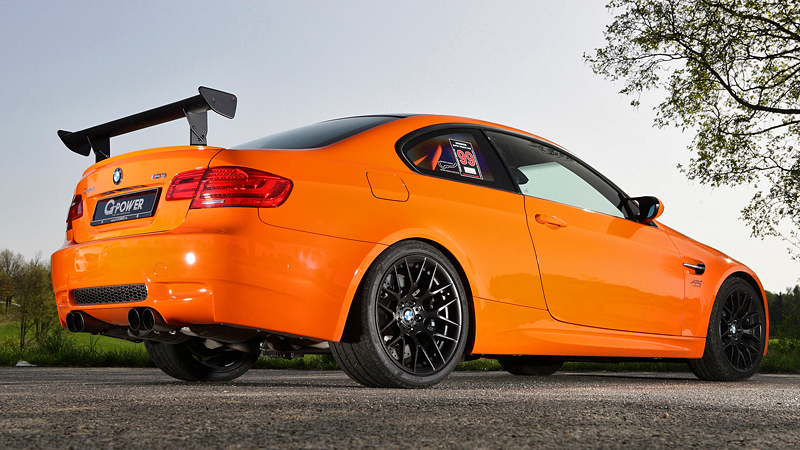 2011 BMW M3 GTS G-Power