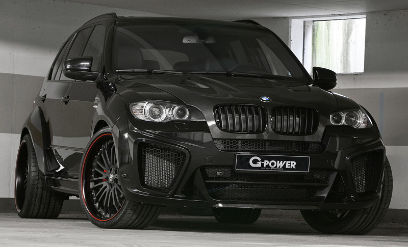 2011 BMW X5 M G-Power Typhoon