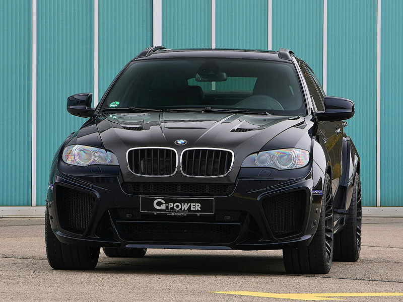 2012 BMW X6 M G-Power Typhoon WideBody