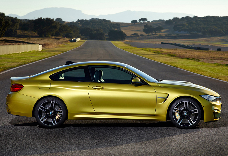 2014 BMW M4 Coupe (F82)