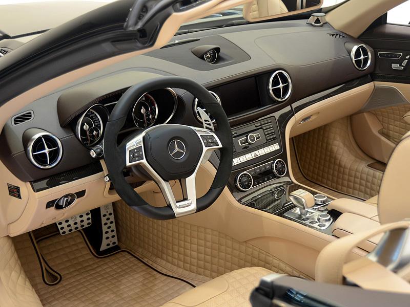 2013 Brabus 800 Roadster - характеристики, фото, цена.
