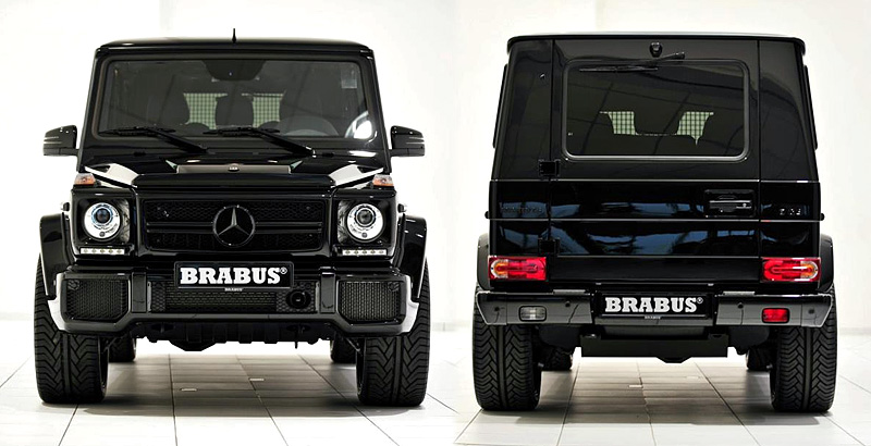 2013 Brabus G 63 AMG B63-620 - характеристики, фото, цена.