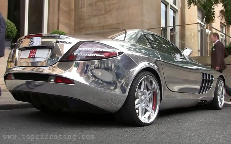 2010 Mercedes Benz Slr Mclaren V10 Quad Turbo Brabus HD Wallpapers Download free images and photos [musssic.tk]