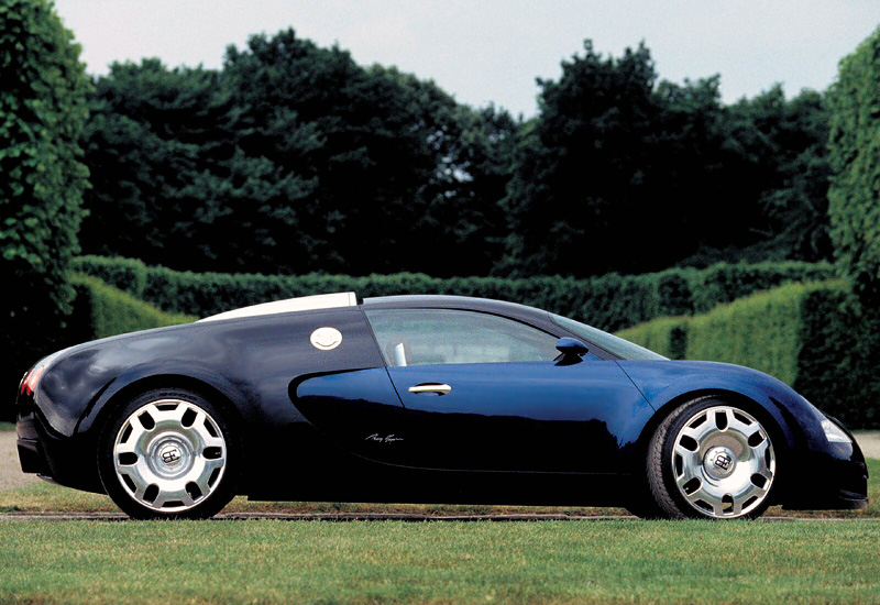 1999 Bugatti Eb 18 4 Veyron Concept HD Wallpapers Download free images and photos [musssic.tk]