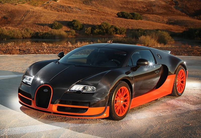 фото bugatti veyron.